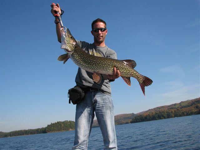 Les lacs le domaine de Toula la pêche